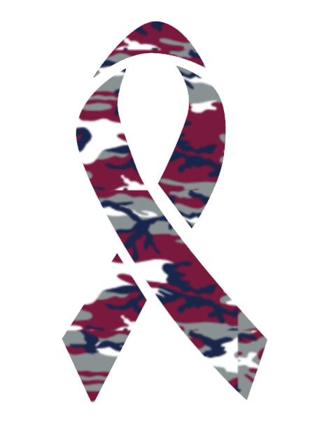 Hometown Heroes Limited Edition Camo Ribbon